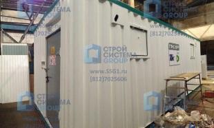 Трансформаторная подстанция 10/0,4 контейнерного исполнения