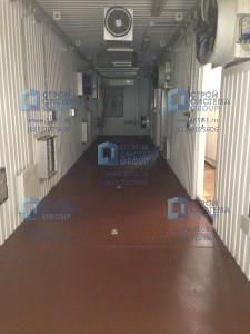 Изготовление контейнеров. Блок контейнер СЕВЕР компрессорная станция высокой производительности
