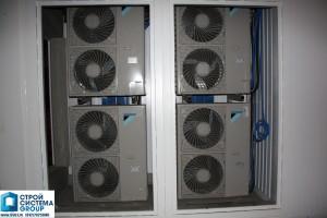 усиленное кондиционирование высокотехнологичного оборудования