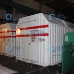 Блок контейнер ЛУКОЙЛ станция управления насосами