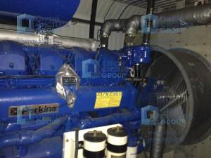 Блок контейнер ДГУ 800КВт для нефтяного меторождения