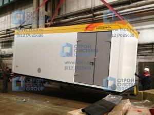 Блок контейнер Роснефть водоподготовка система сатурирования воды