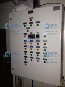 Шкаф управления ДГУ 3 степень автоматизации