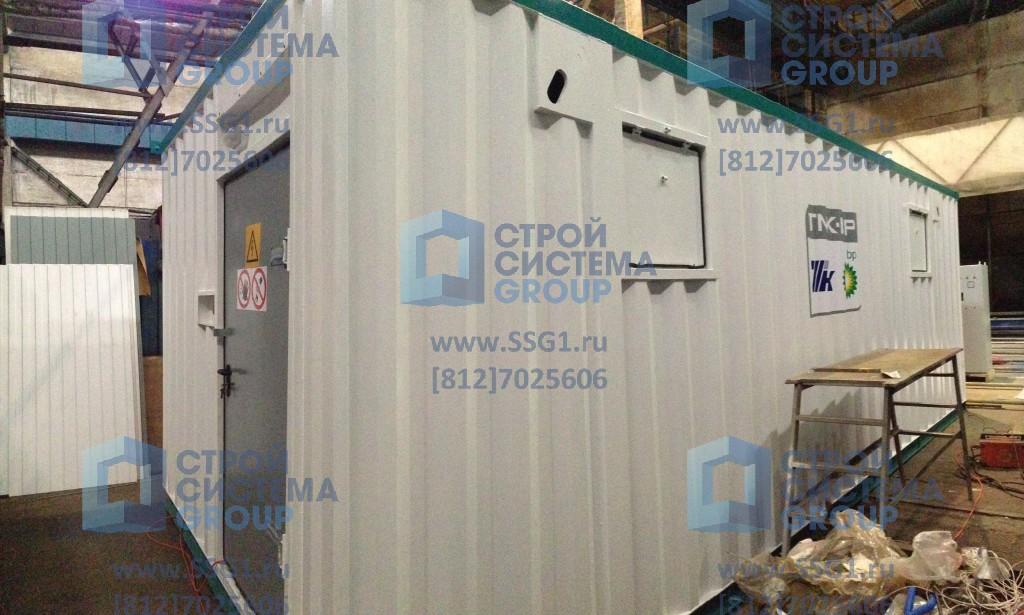 Трансформаторная подстанция контейнерного типа