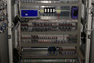 Шкаф управления вентиляцией