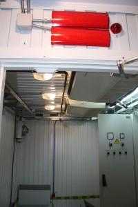 инженерные системы при производстве блок контейнеров