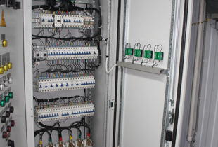 шкаф автоматики и управления
